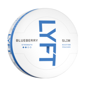 LYFT Blueberry SLIM Snus
