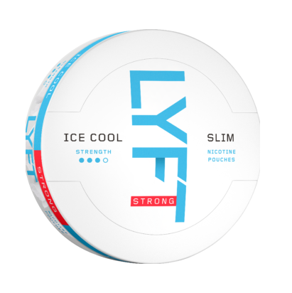LYFT Ice Cool SLIM Snus