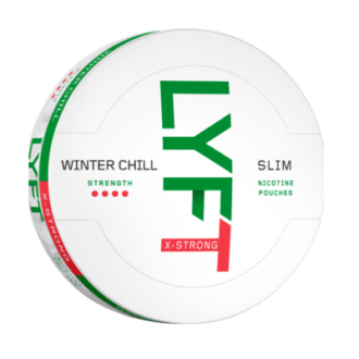 LYFT Winter Chill SLIM Snus