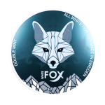 White Fox Double Mint Snus
