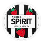 Nordic Spirit Berry & Stripes Snus